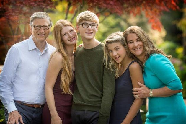 Gates Family - Take 2