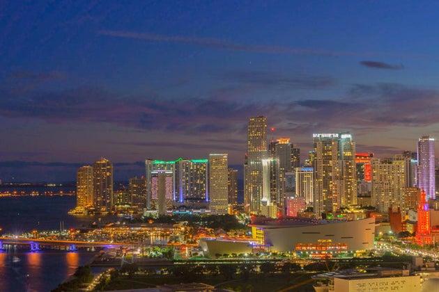 Florida skyline