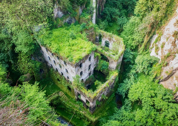 The Valley of the Mills in Italy