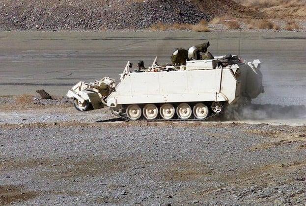 Norway tank