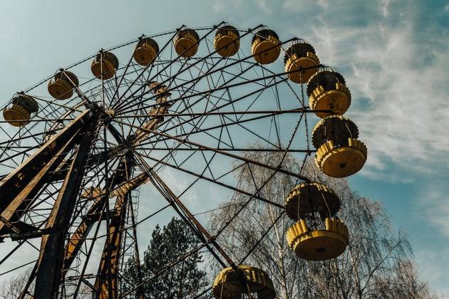 Chernobyl Exclusion Zone - Pripyat, Ukraine