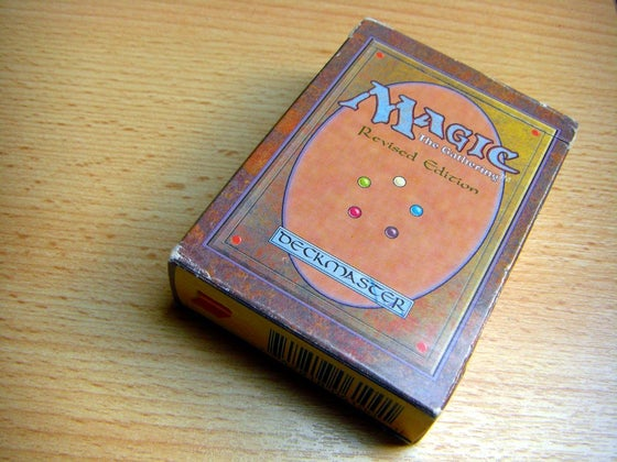 magic: gathering