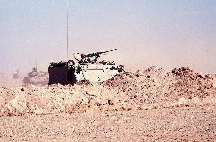 kuwait tank