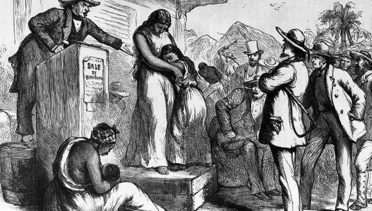 chattel-slavery