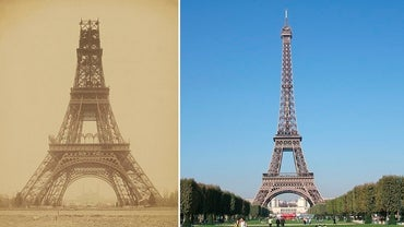 Famous Landmarks That Have Changed Over Time