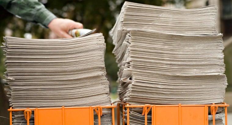 advantages-disadvantages-newspapers