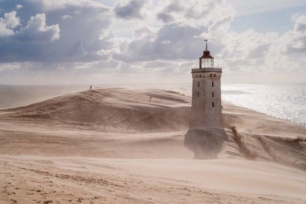 Rubjerk Knude Lighthouse