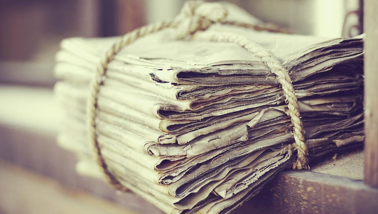 old-newspapers-worth-anything