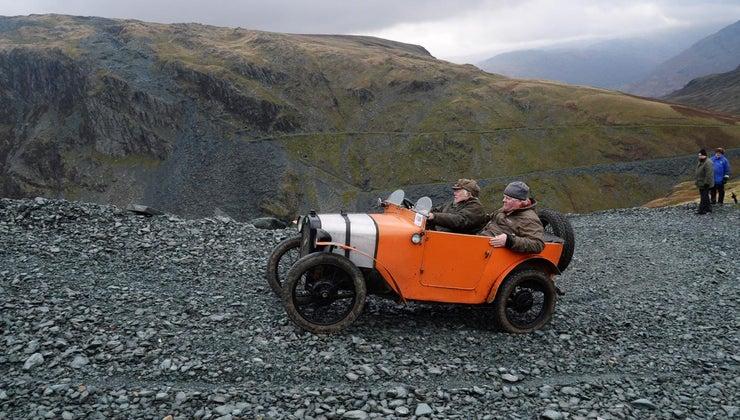 automobile-invented