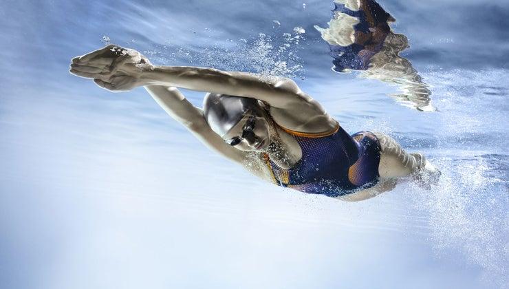 average-human-swimming-speed