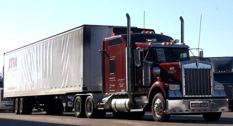 average-length-tractor-trailer