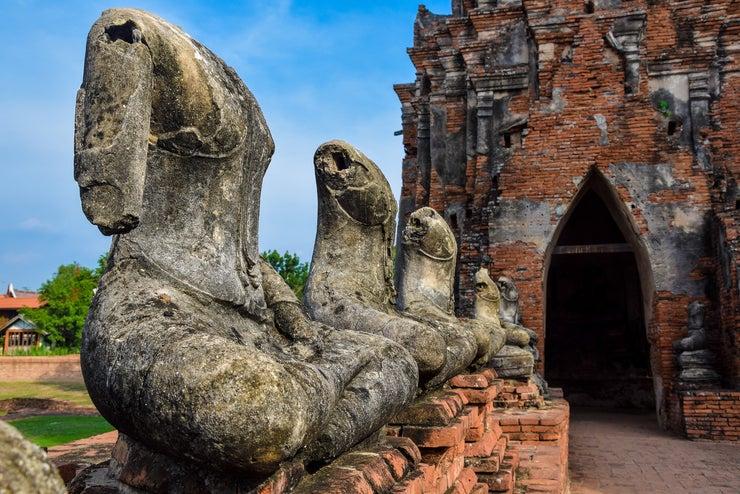 Autthaya Historical Park