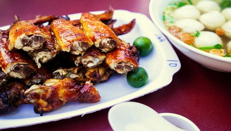 bake-chicken-wings-quickly