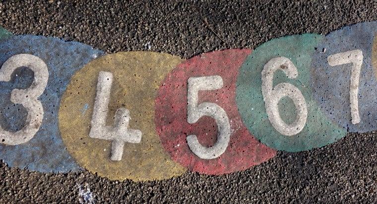 benchmark-numbers-math