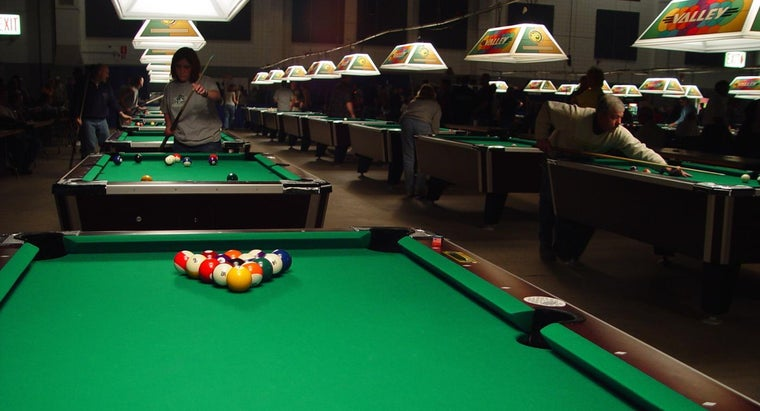 big-full-size-pool-table