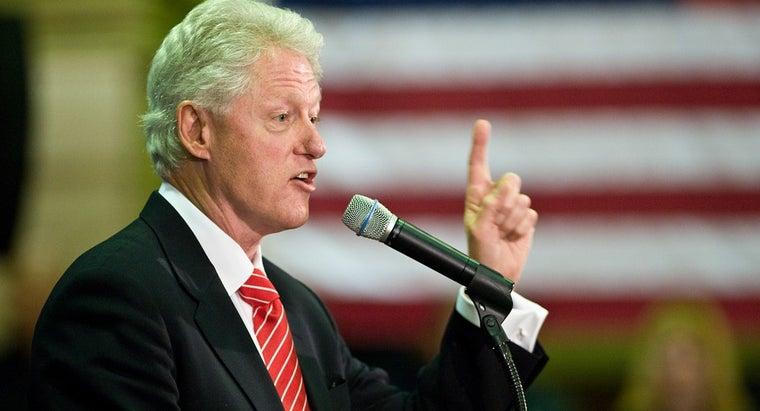 Bill Clinton 356132 960 720