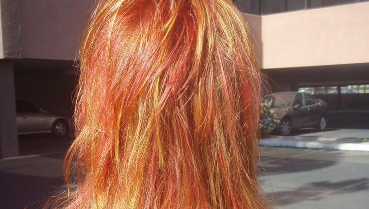 brassy-hair