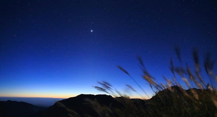 bright-star-evening-sky