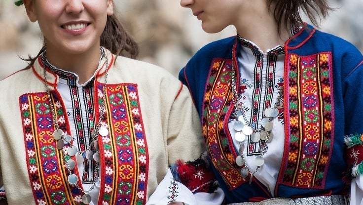 Bulgarian Folk Costume 4017175 1