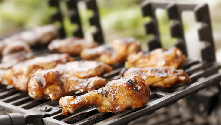many-calories-plain-chicken-wings