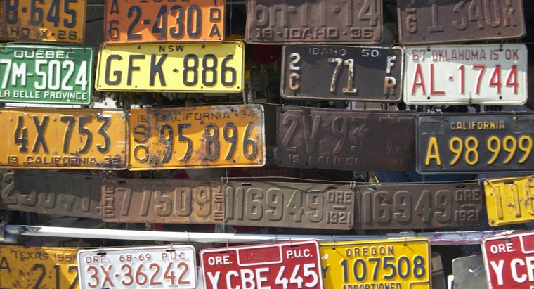 Find License Plate Number By Name >> Can People Find The Owner Of A Car With A Specific License