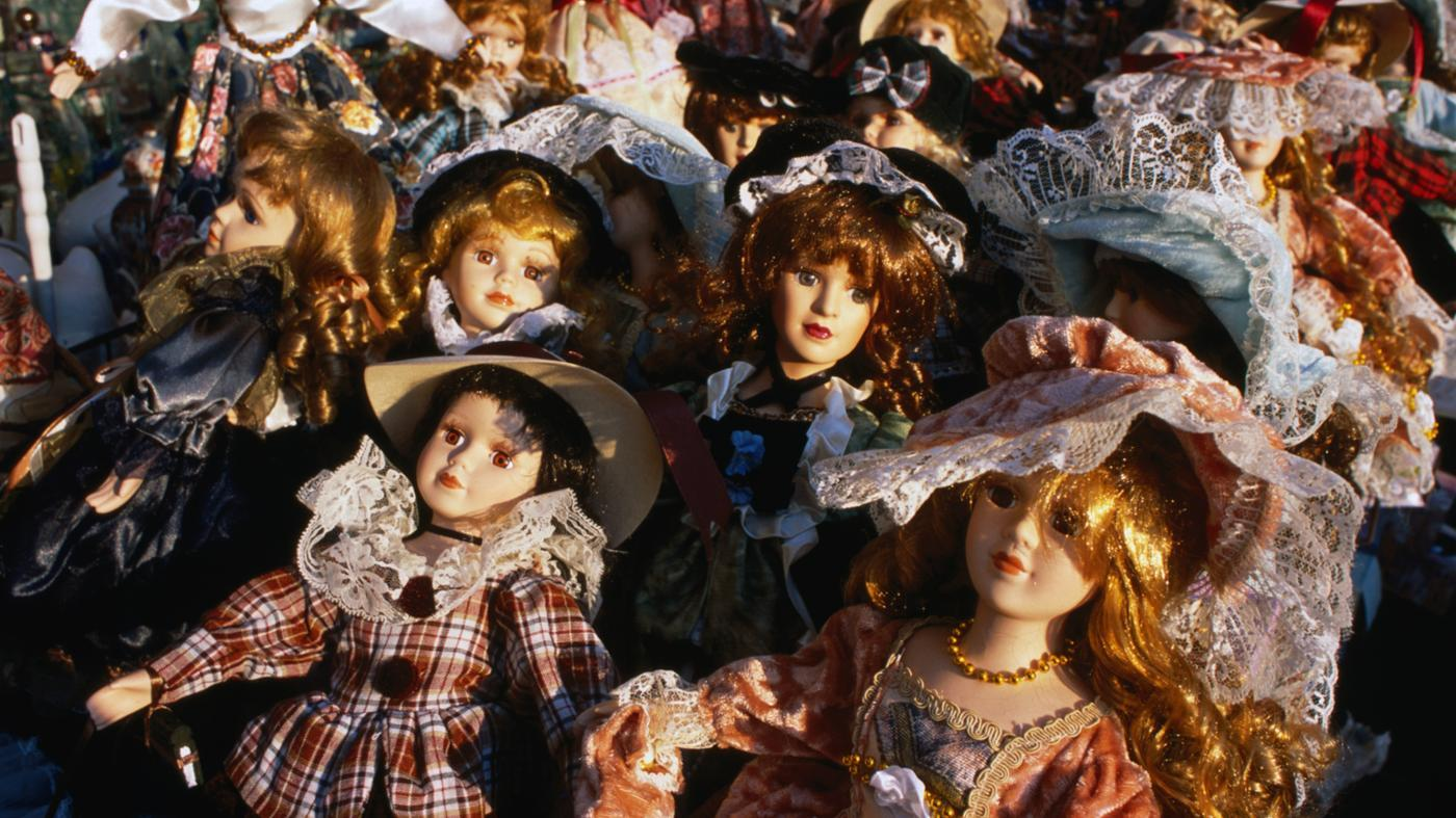Where Can I Sell Porcelain Dolls?