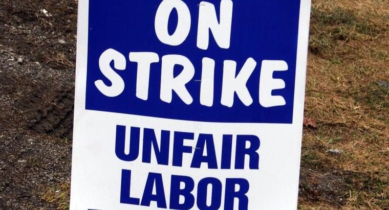 causes-labor-unrest
