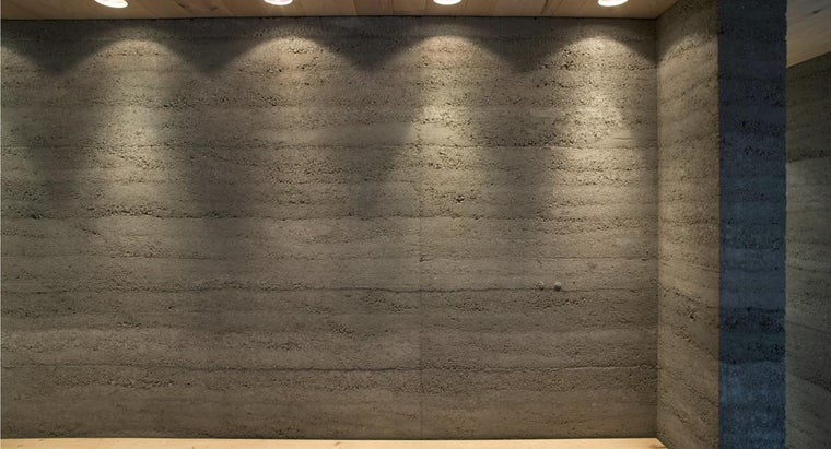 How Do You Clean Interior Concrete Walls Reference