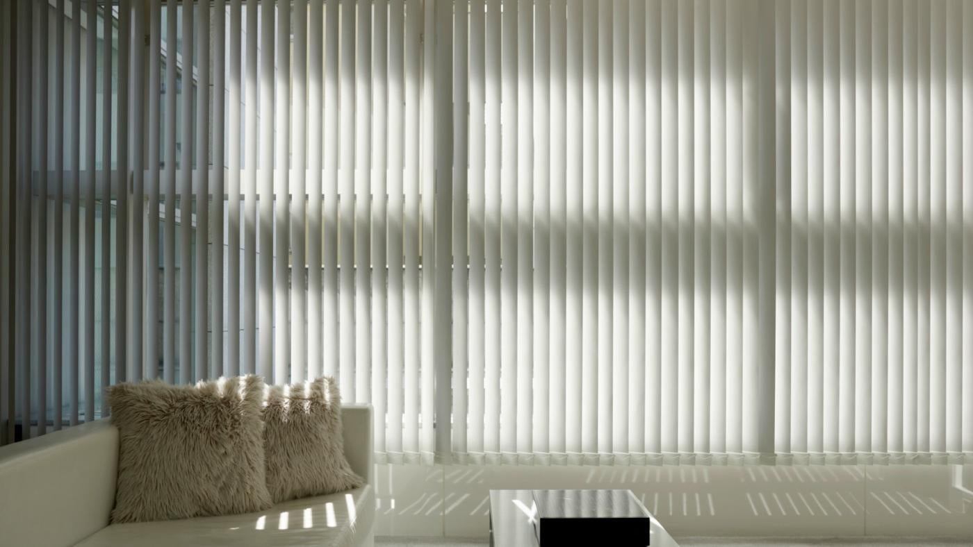 How Do You Clean Vinyl Vertical Blinds Reference