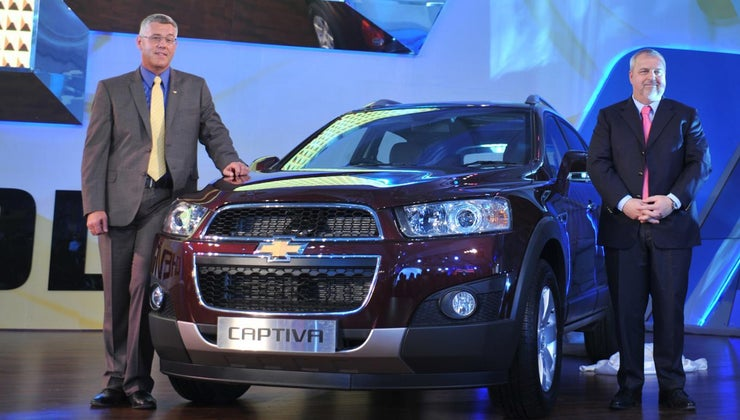 common-problems-chevrolet-captiva