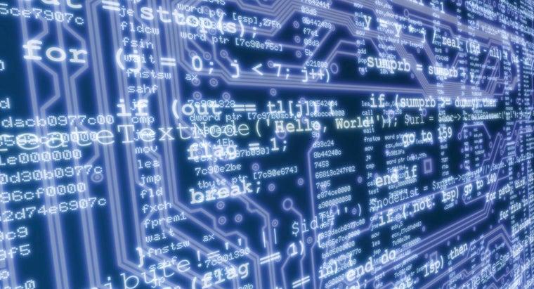 database-software-used