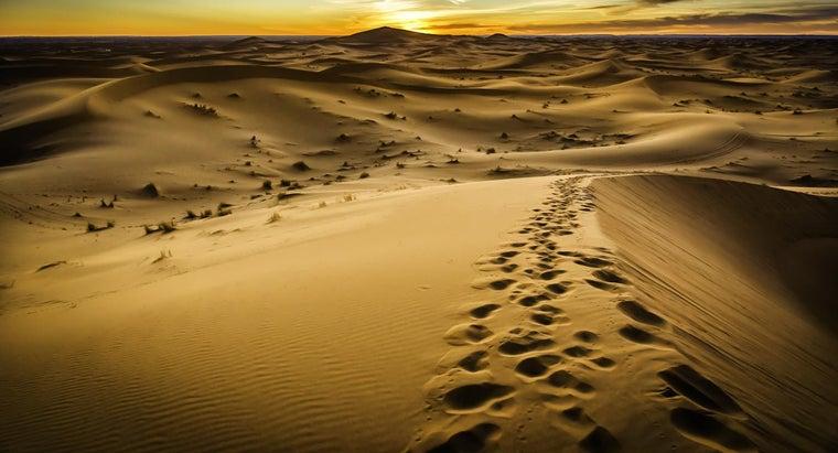 describe-desert
