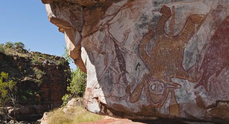 did-aboriginal-art-start