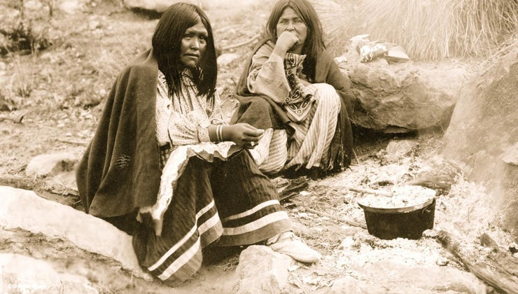 did-apache-indians-live