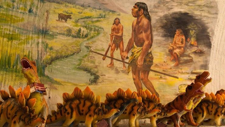 did-cavemen-wear