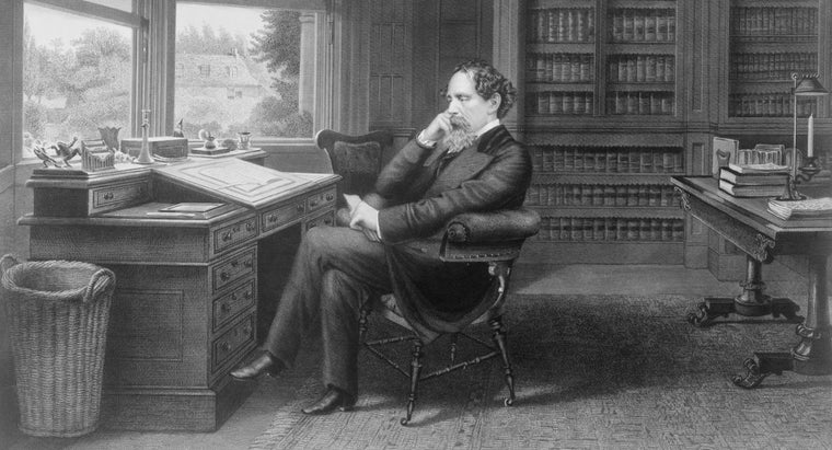 did-charles-dickens-win-awards