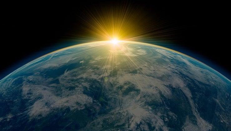 did-earth-come