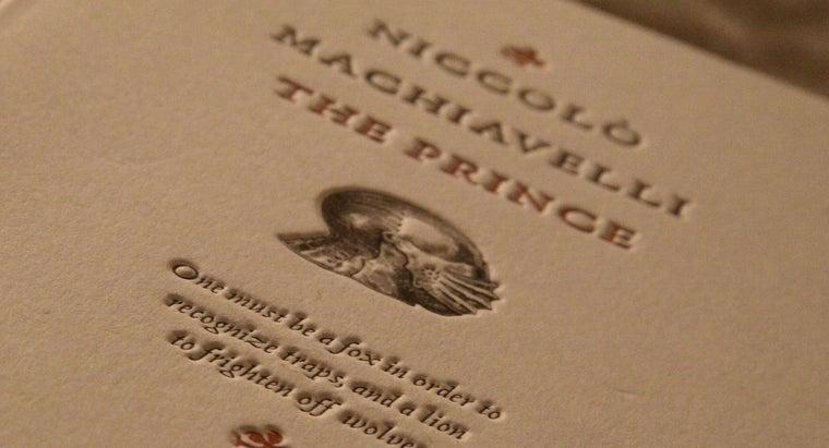 did-niccolo-machiavelli-write-prince