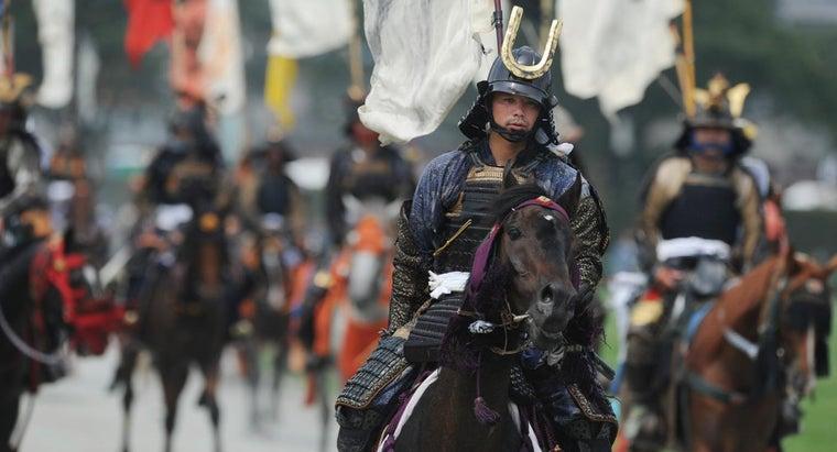 did-samurai-wear