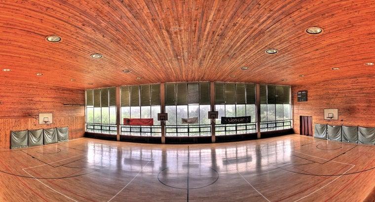 dimensions-gymnasium