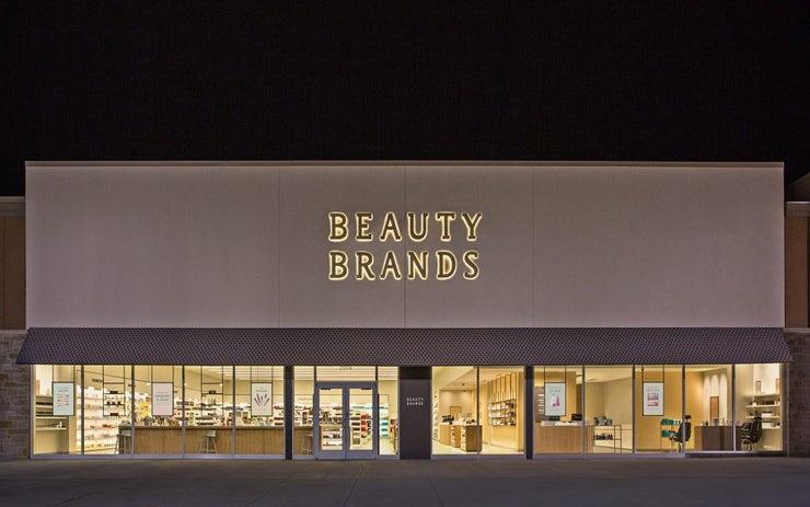 beauty brand store