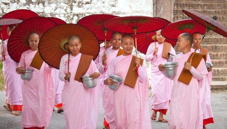 female-monk-called