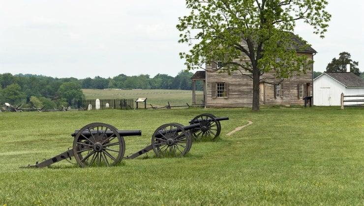 first-battle-civil-war