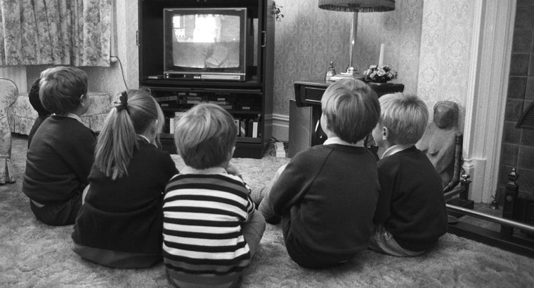 first-black-white-television-invented