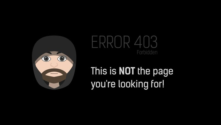 fix-403-forbidden-error