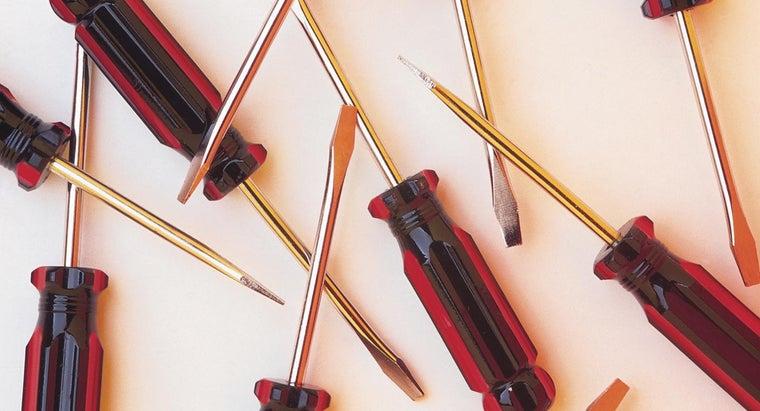 flat-head-screwdriver