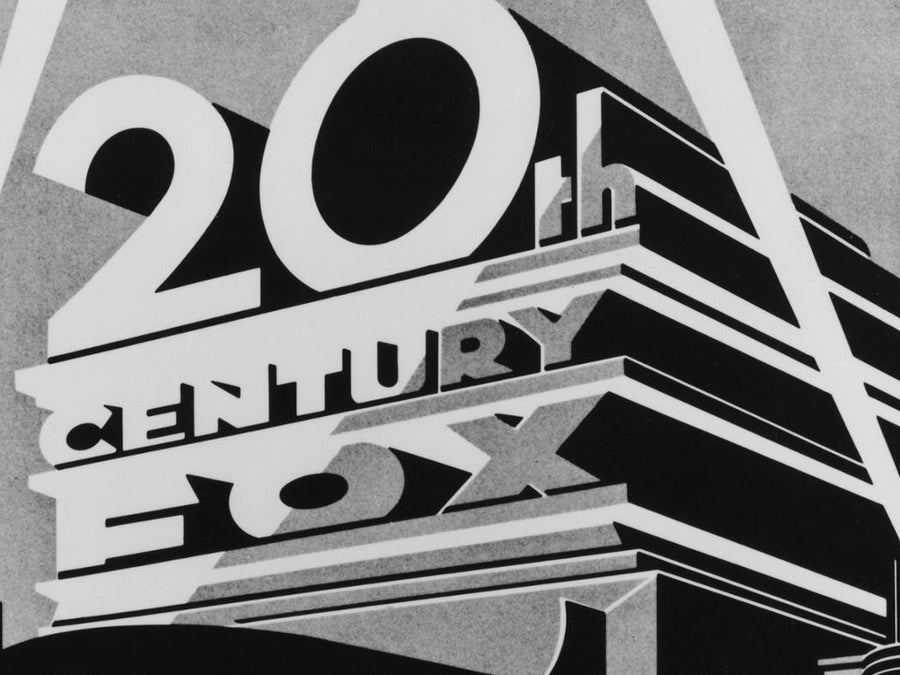 What Font Was Used In The 20th Century Fox Logo