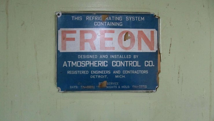 freon-smell-like