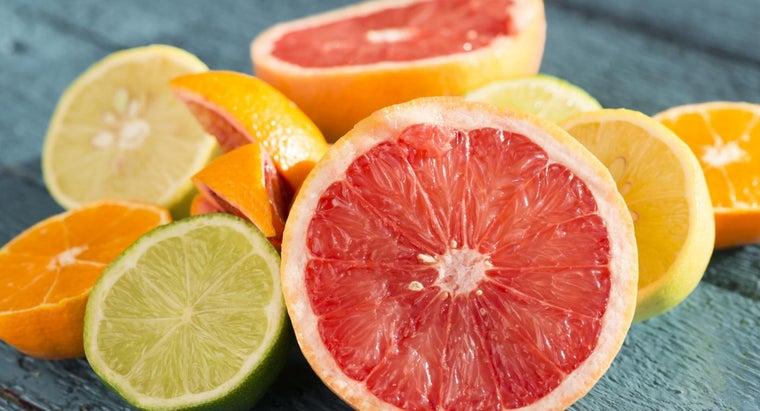 fruits-high-acid