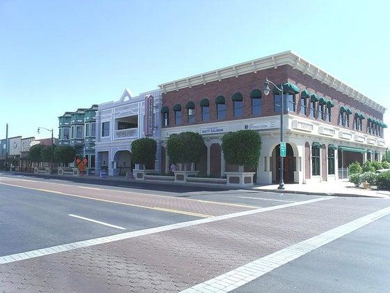 Gilbert Gilbert Heritage District As Viewed From Gilbert Rd. 1